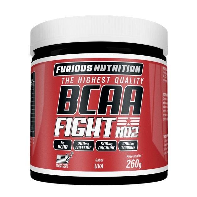 BCAA Fight NO2 Furious Nutrition 260 g