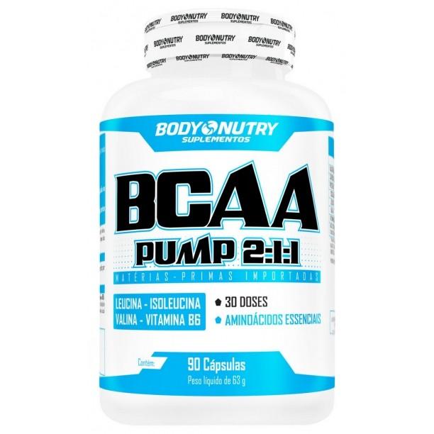 BCAA Pump Clinical 2:1:1 90 cápsulas