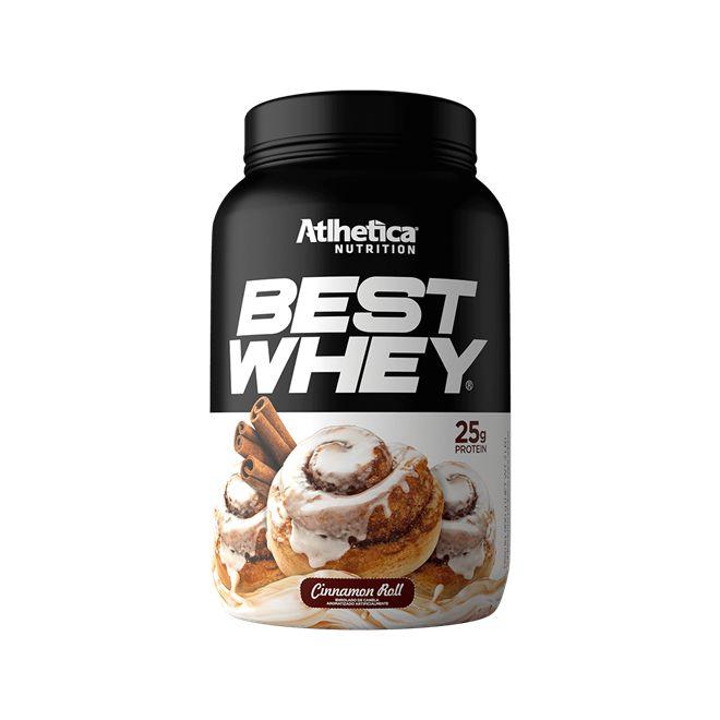 Best Whey Atlhetica Nutrition 900 g