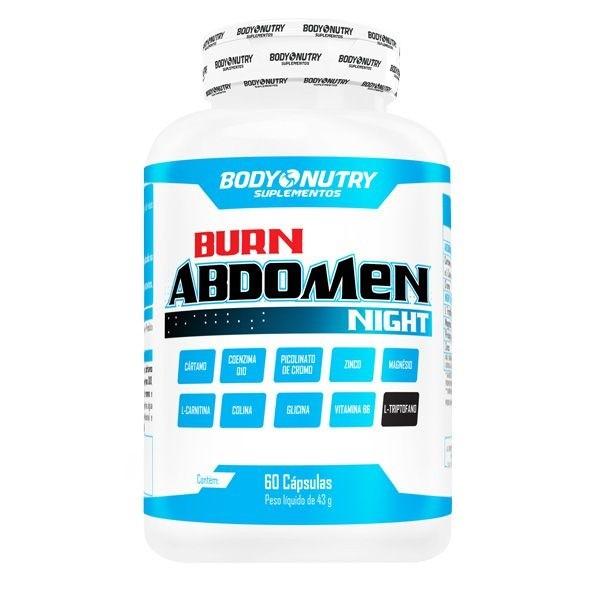 Burn Abdomen Night