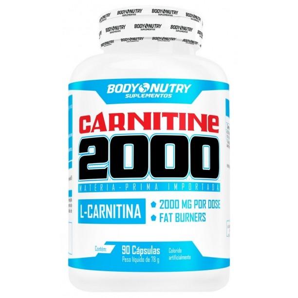 Carnitine 2000 Clinical 90 cápsulas