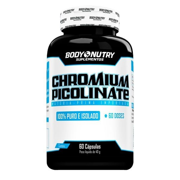 Chromium Picolinate Body Nutry 60 cápsulas