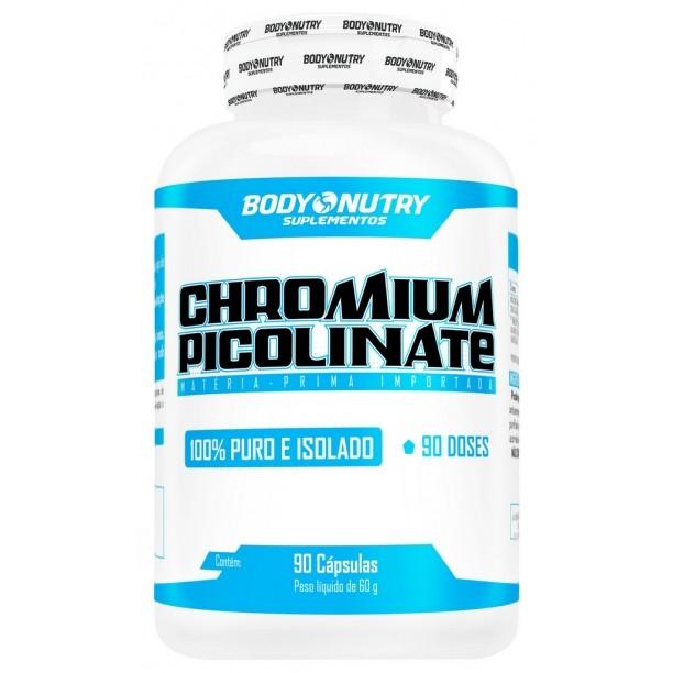 Chromium Picolinate Clinical Body Nutry 90 cápsulas