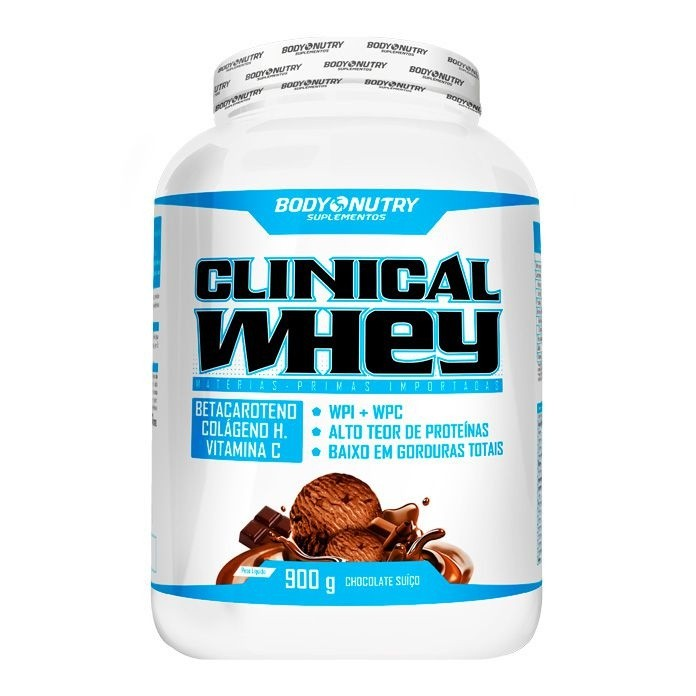 Clinical Whey Body Nutry 900 g