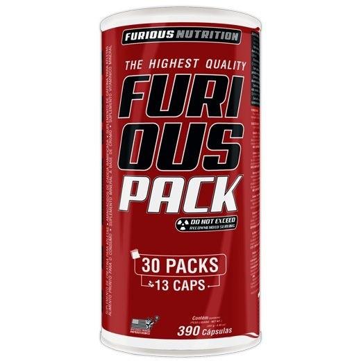 Furious Pack Furious Nutrition 30 packs