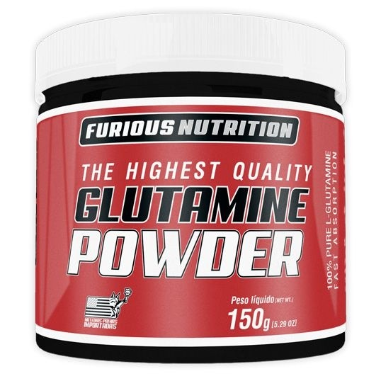 Glutamine Powder furious Nutrition 150 g