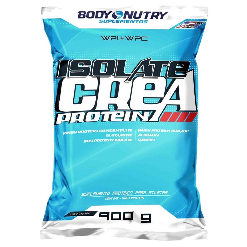 Isolate Crea Protein Body Nutry refil 900 g