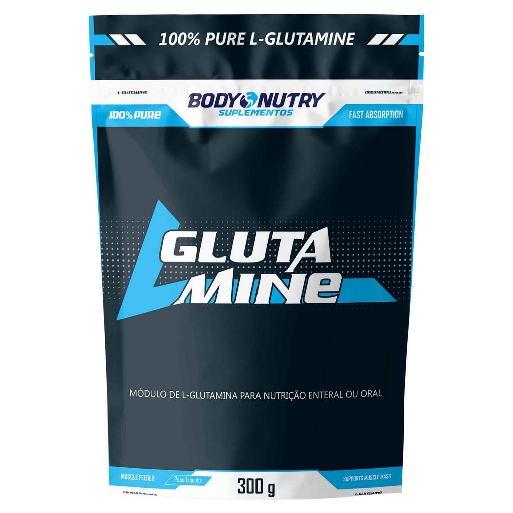L-Glutamine Body Nutry refil 300 g