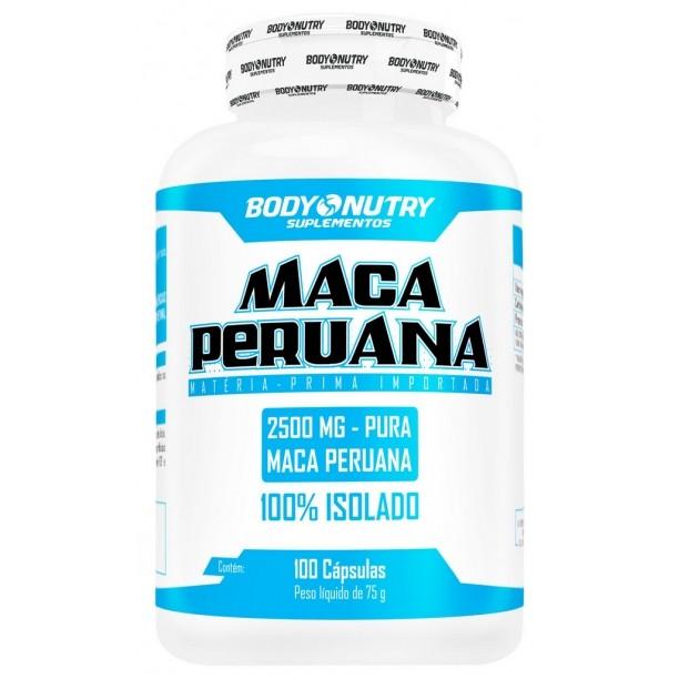 Maca Peruana Body Nutry 100 cápsulas