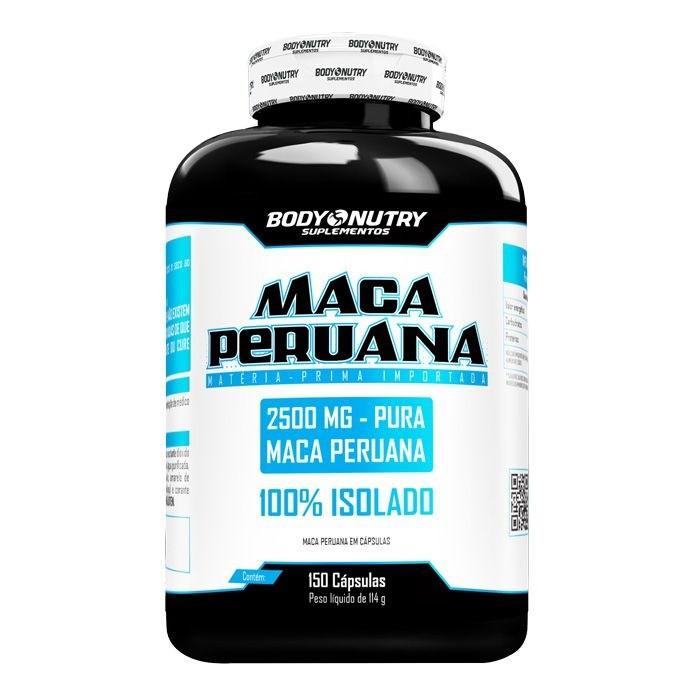 Maca Peruana Body Nutry 150 cápsulas