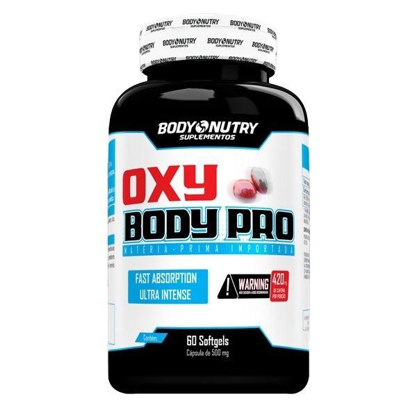 Oxy Body Pro Body Nutry 60 softgels
