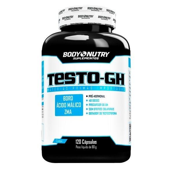 Testo-GH Body Nutry 120 cápsulas