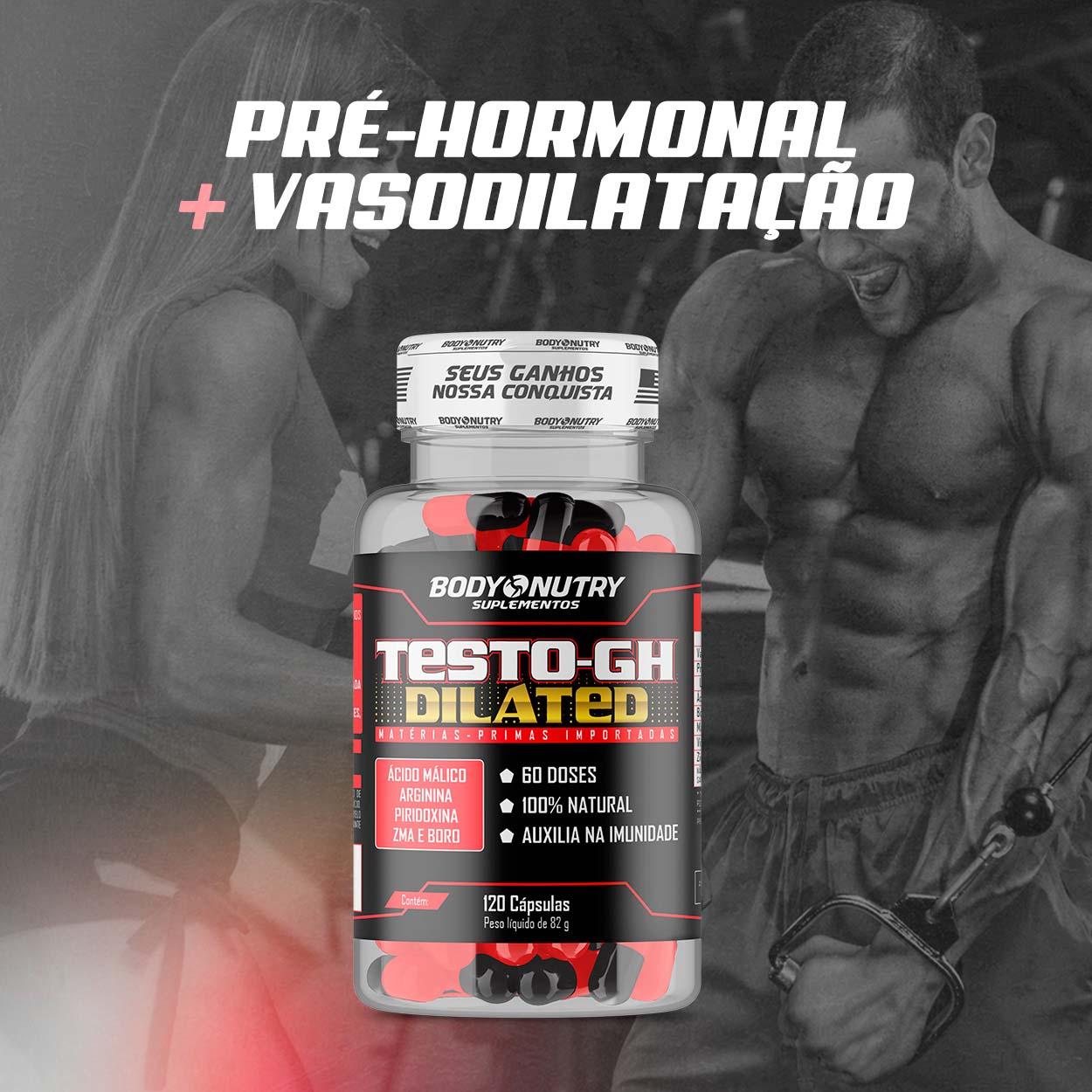 Testo-GH Dilated