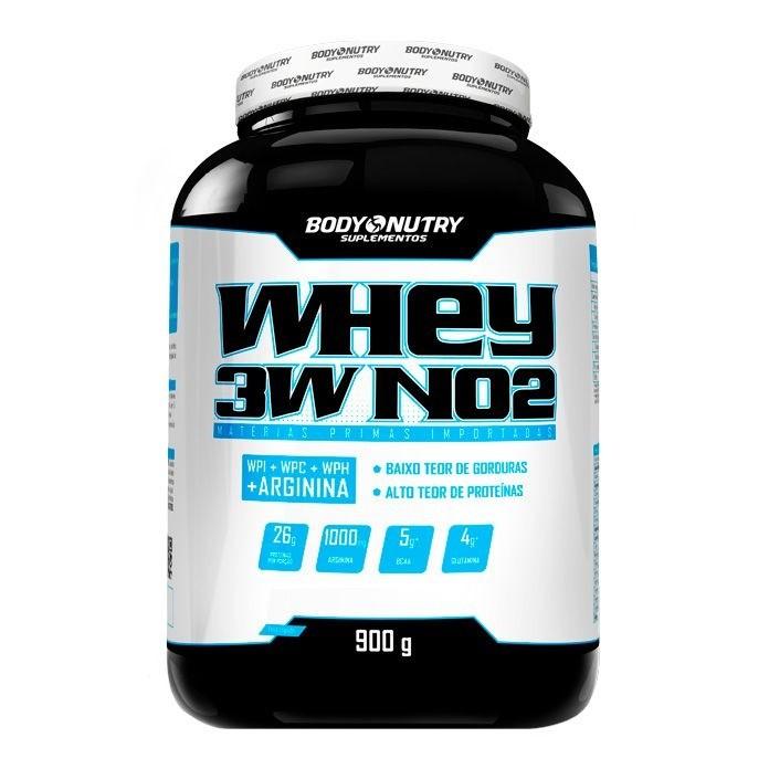 Whey 3W NO2 Body Nutry 900 g