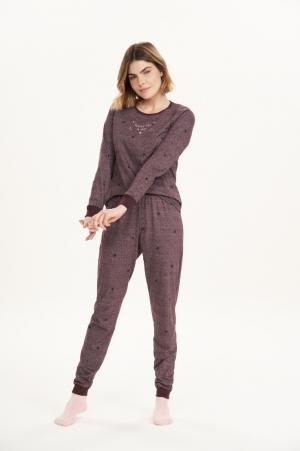 Cor com amor pijama longo 12581