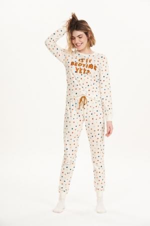 Cor com amor pijama longo bedtime 12539