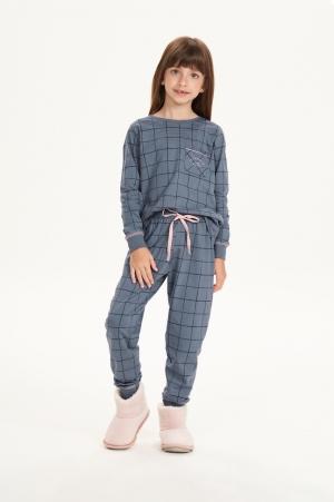 Cor com amor pijama longo infantil 67513