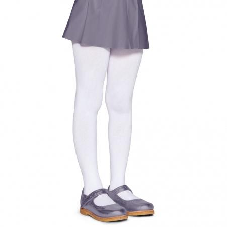 LUPO - Meia-Calça Infantil Cotton Lisa Fio 80 - 2526
