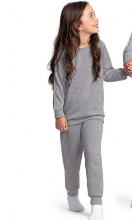 Lupo pijama infantil moletinho felpado 22334