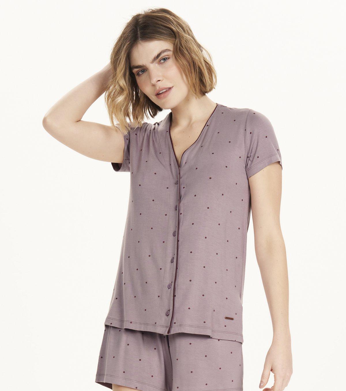 Cor com amor pijama curto 12597