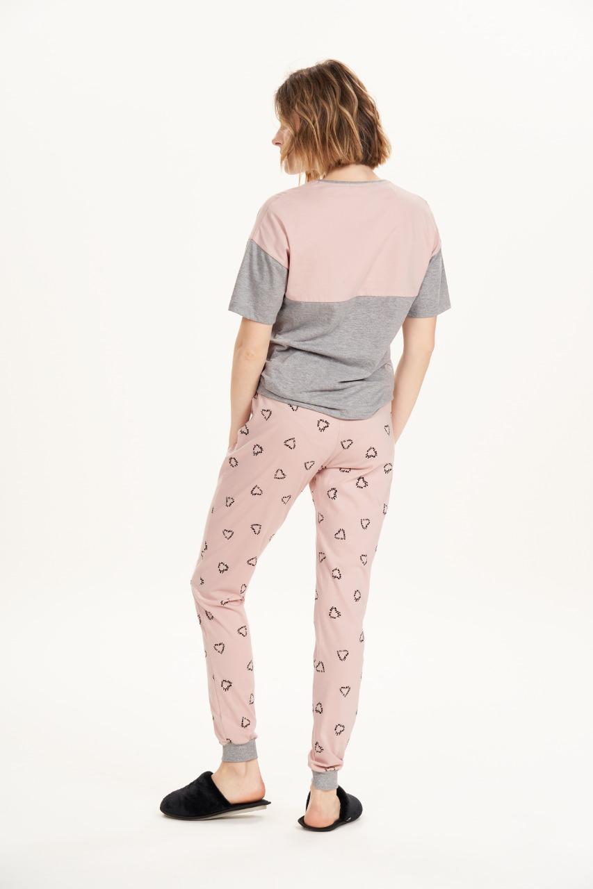 Cor com amor pijama manga curta 12613