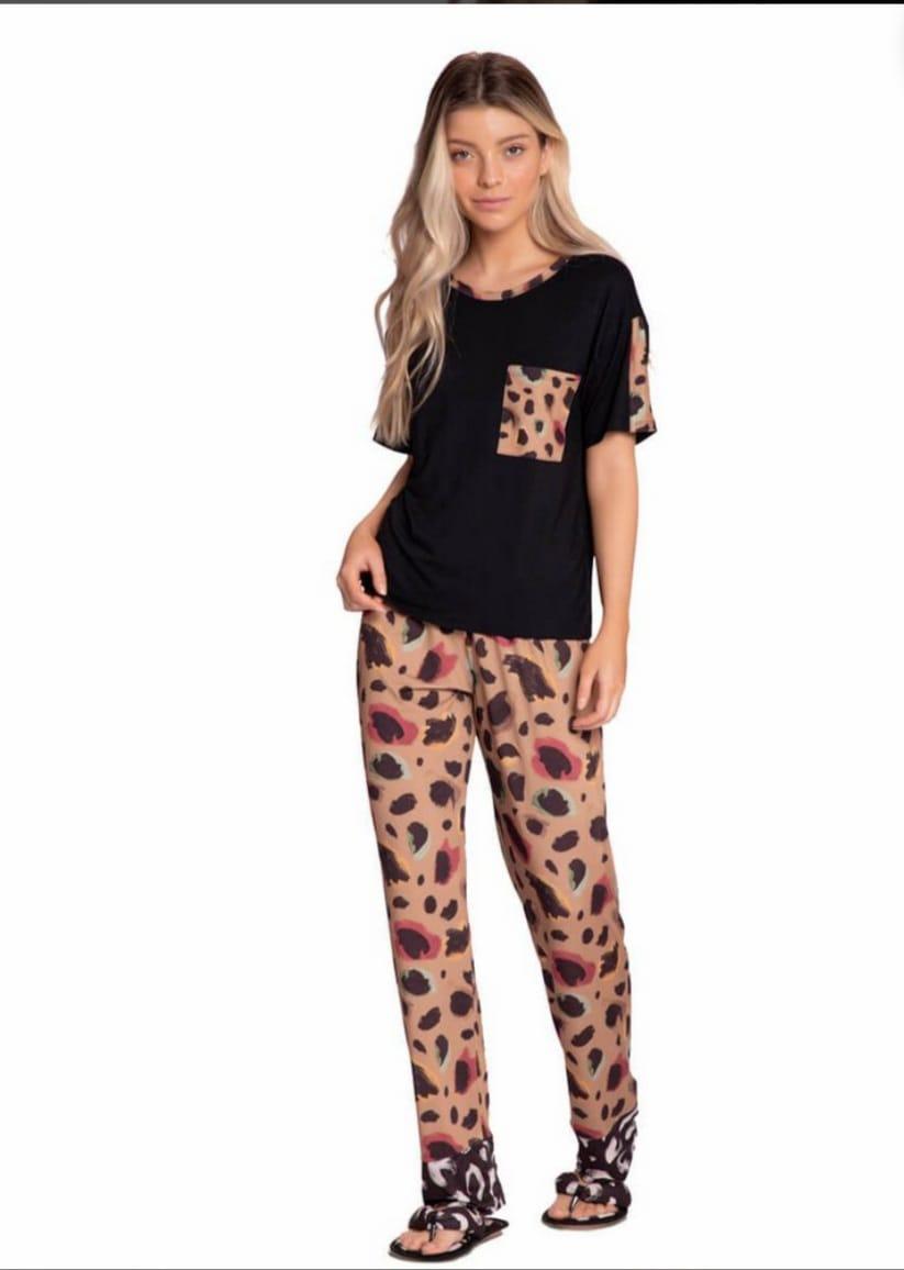 Lua Luá Pijama Comfort Afterglow 820176