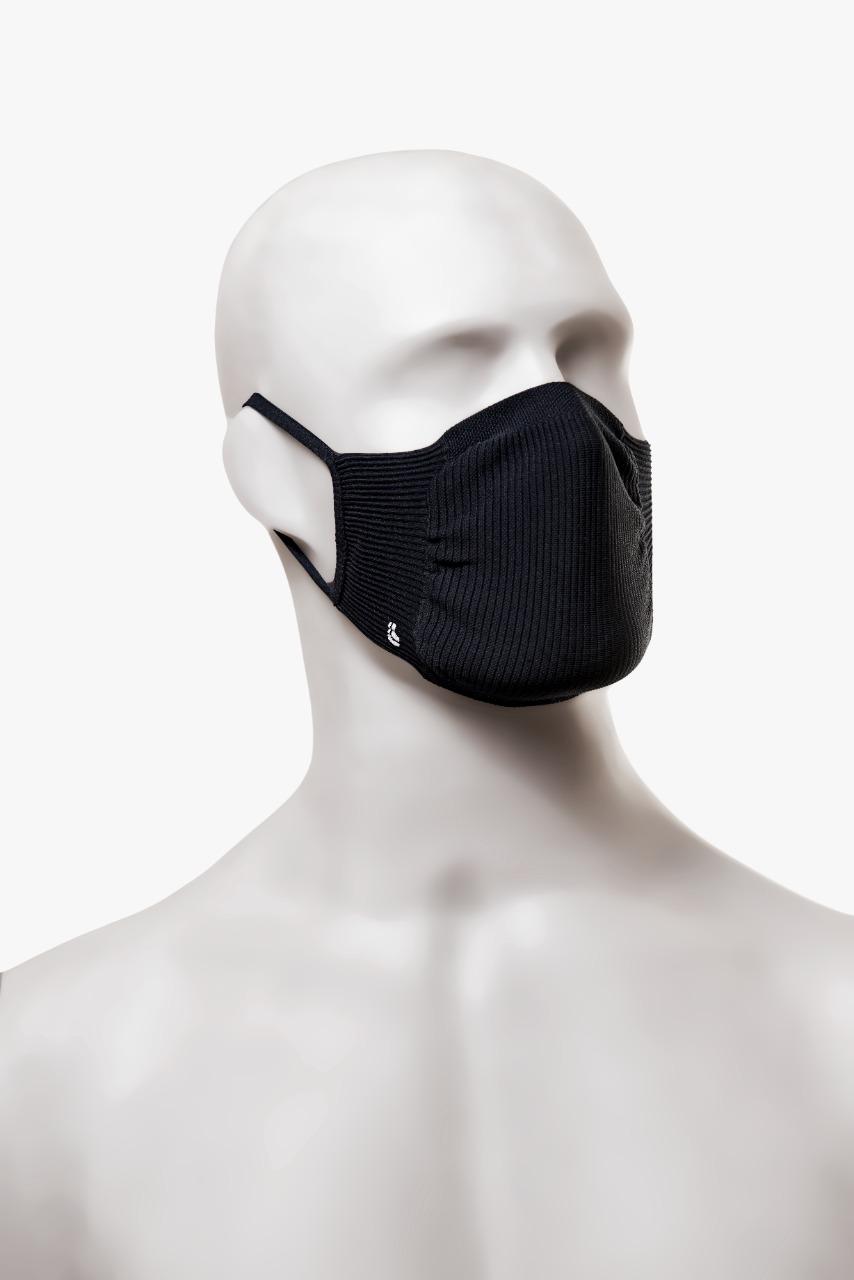 LUPO kit 2 máscaras zero costura vírus bac-off de proteção ao COVID19 Lupo 36004