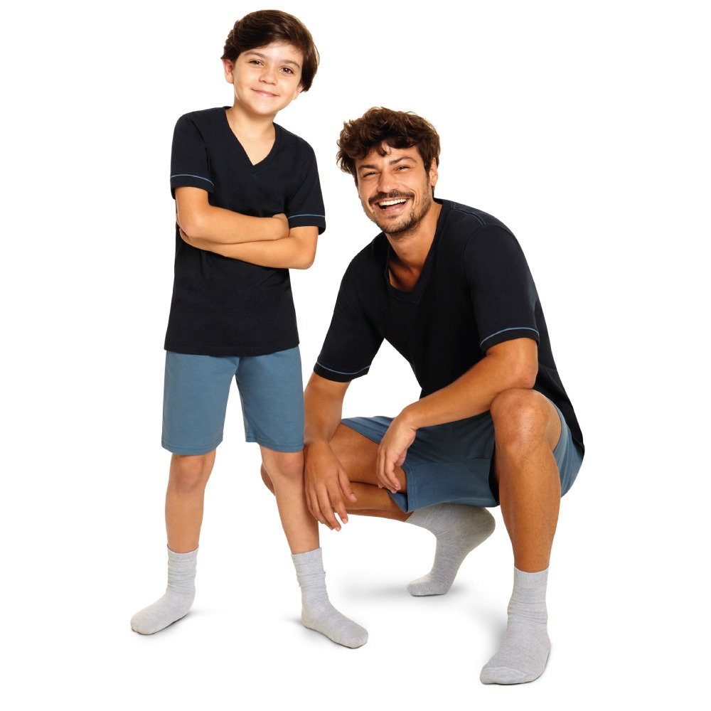 Lupo pijama infantil curto 20000