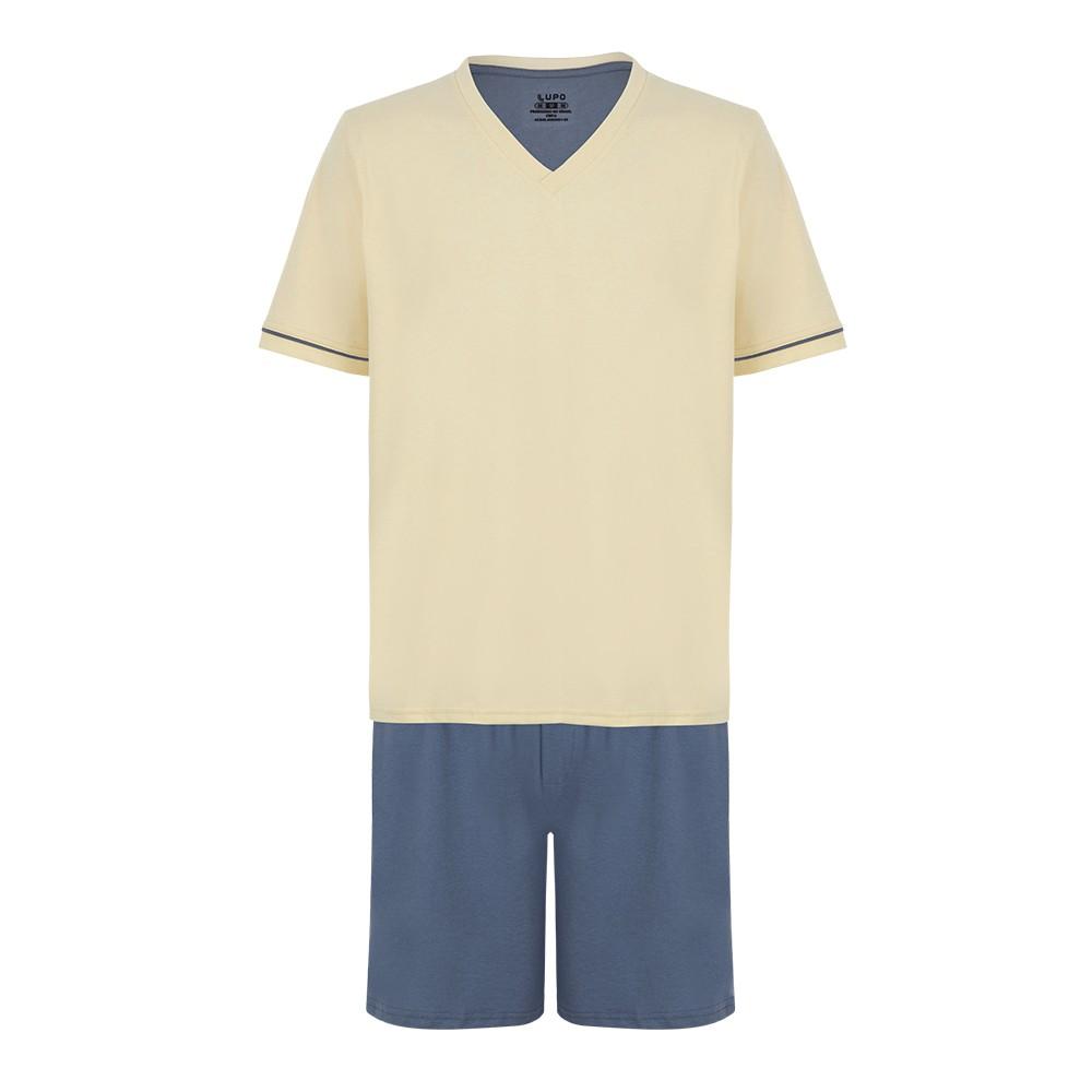 Lupo pijama masculino curto clássico 280001