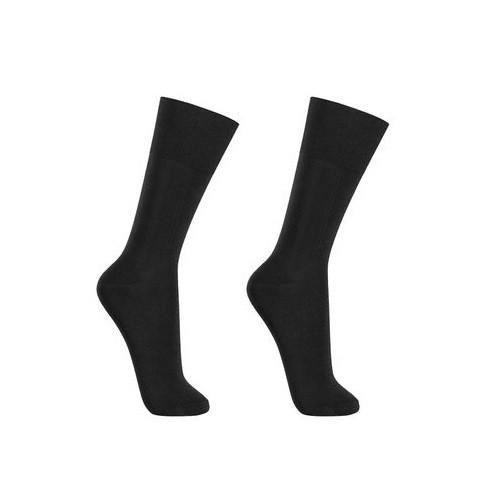 SELENE - Kit 2 Pares de Meia 100% Algodão Masculina - 8910-2