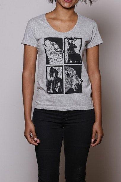 Camiseta Chico Rei: Game of Thrones
