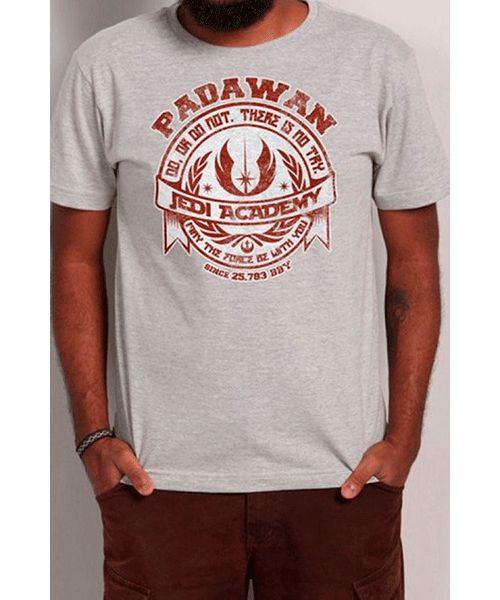 Camiseta Chico Rei: Star Wars - Jedi Academy