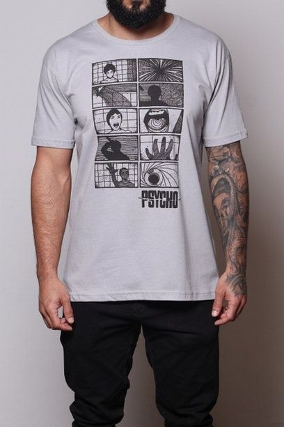 Camiseta Psicose