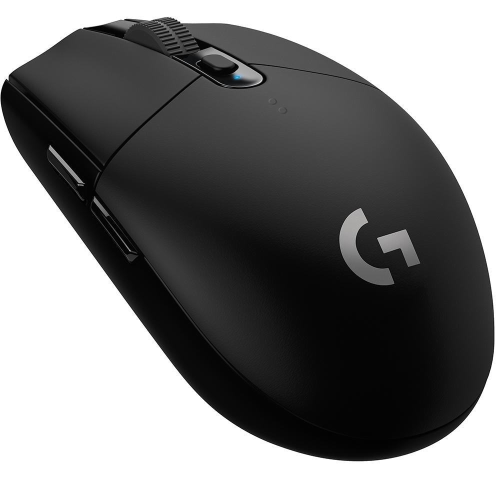 Mouse Gamer Sem Fio Logitech G305 - 12.000 dpi - PRETO