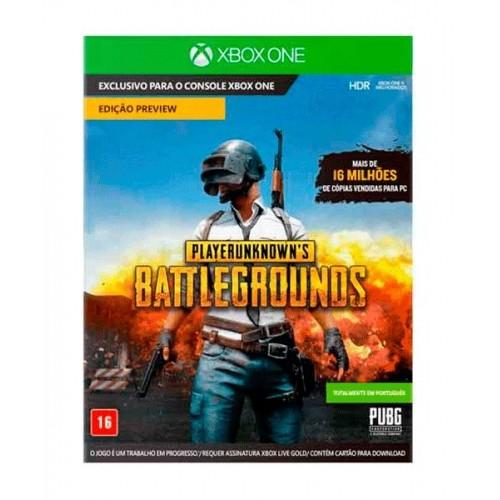 PlayerUnknown?s Battlegrounds - Xbox One - Cartão para download