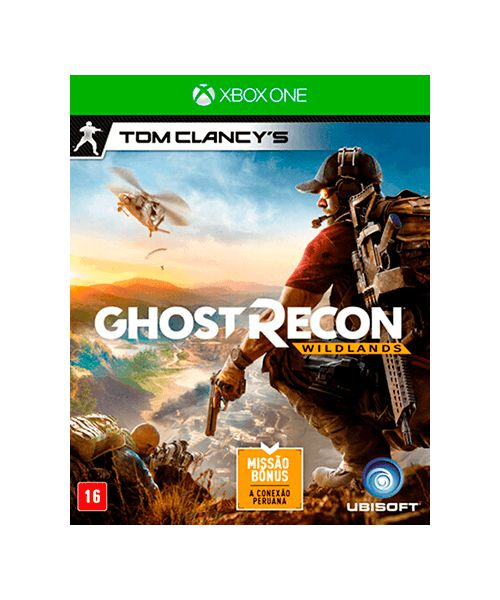 Tom Clancy's - Ghost Recon Wildlands + Missão Bonus - Xbox One