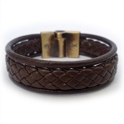 Pulseira Dynamic Brown