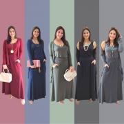 Conjunto Elegante Saia + Twin Set Malha