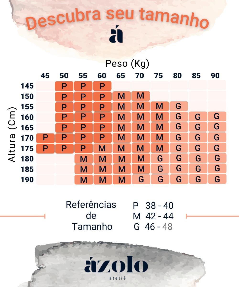 "Conjunto Calça Pantalona Malha   Blusa Regata Decote ""V""  - Mariáz"