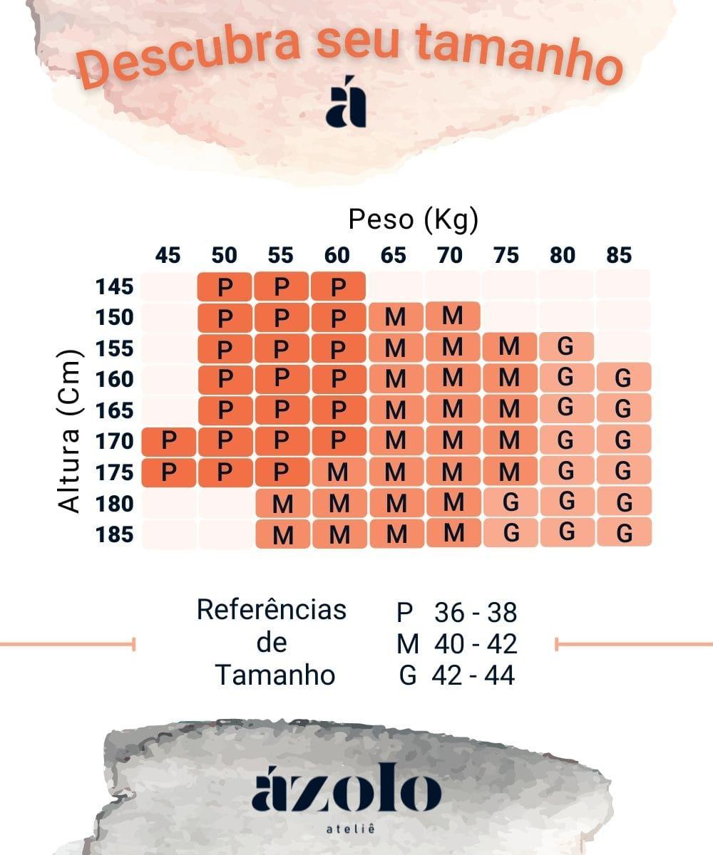 "Conjunto Calça Pantalona   Blusa Regata Decote ""V""  - Mariáz"