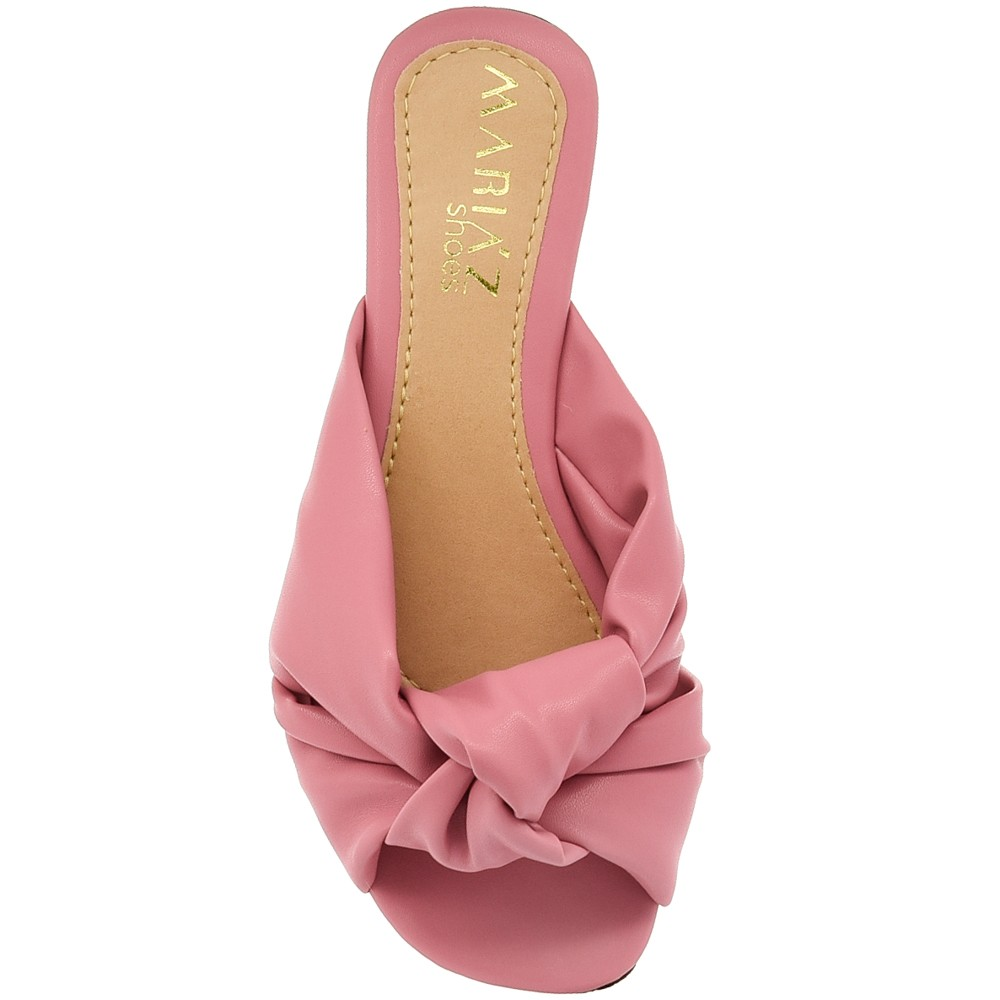 Rasteira Sandália Super Confort Wild Rose Color