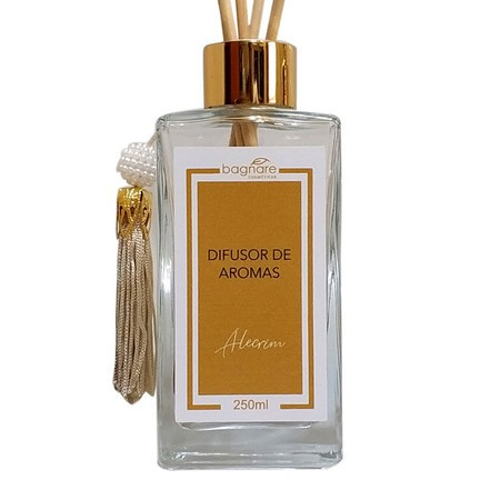 Difusor Aromas Alecrim Bagnare 250 ml