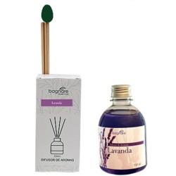 Difusor de Aromas Varetas Tulipa Lavanda  250 ml