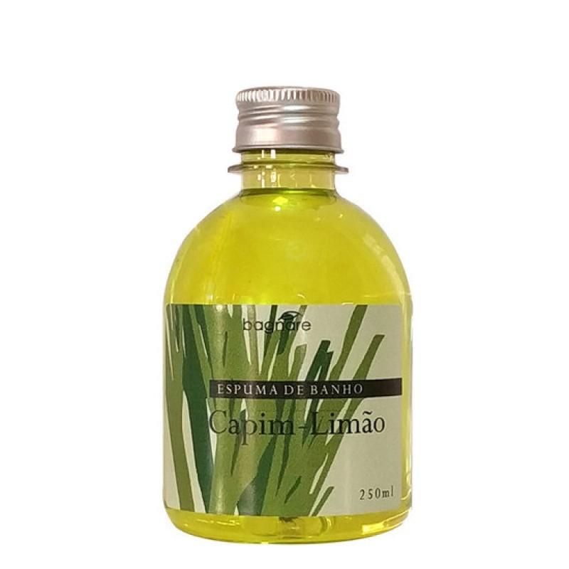 Sais De Banho E Espuma Para Banheira De Hidro Relaxante Capim Limão