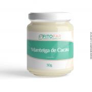 Manteiga de Cacau - 30g