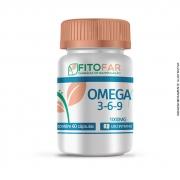 Omega 369 1000mg - 60 cápsulas