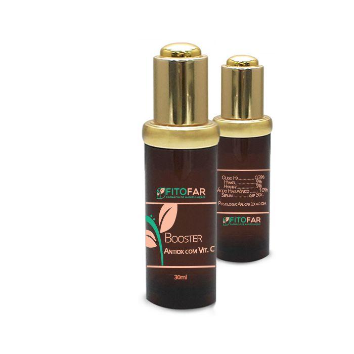Booster anti ox com Vit. C 30ml