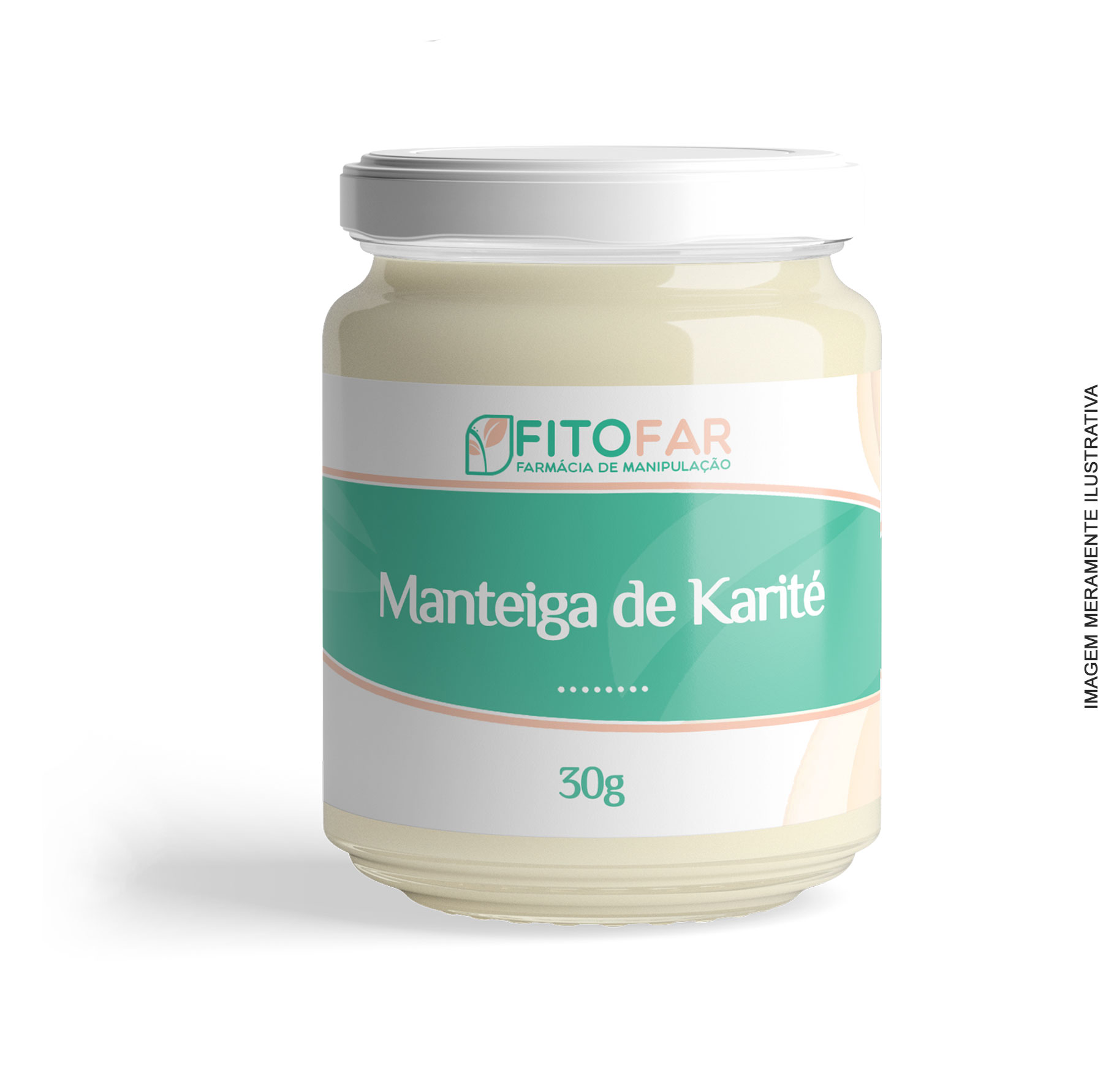 Manteiga de Karite - 30g