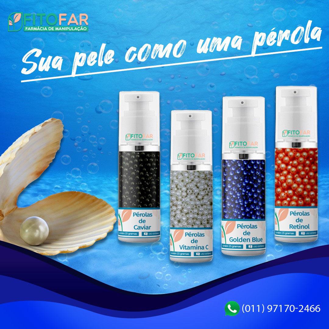 Nano Perolas - Caviar - 15 g