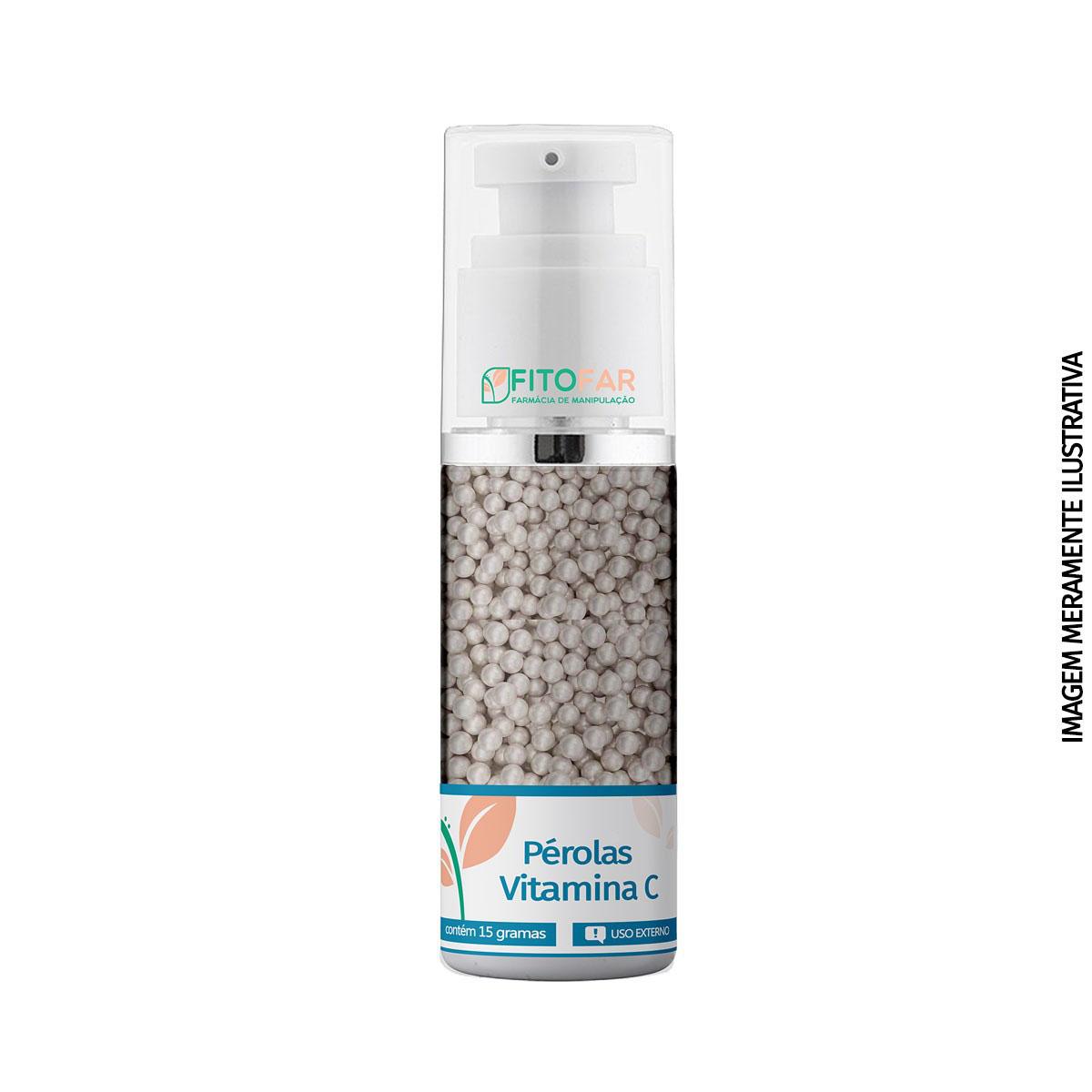 Nano Perolas - Vitamina C - 15 g